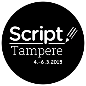 "Speaking at ""Script Tampere"" seminar, 6 March 2015"