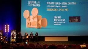 """Säälistäjät"" awarded with Special Prize at Tampere Film Festival 2015"