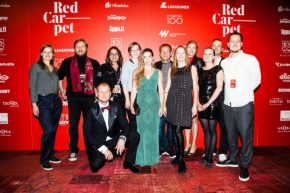 Hannaleena Hauru awarded at Red Carpet Film Festival 2017